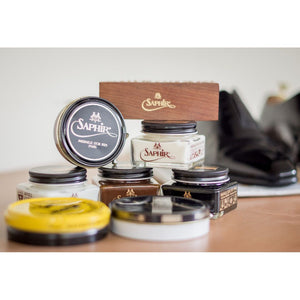Saphir Shoe Care Kit
