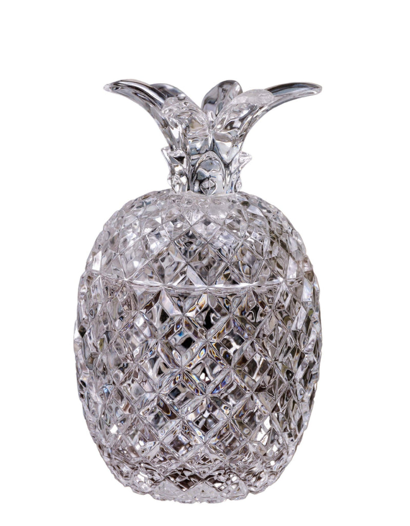 Diamond Cut Pineapple Jar - Icycraft