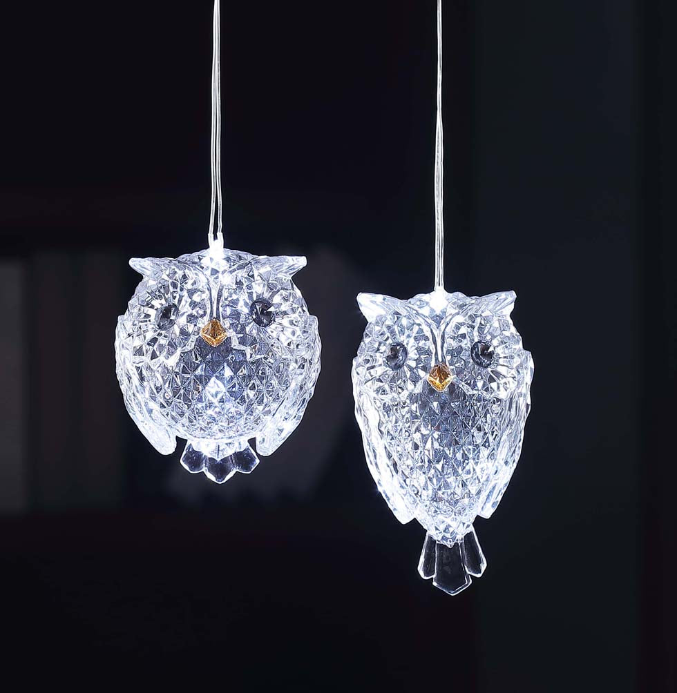 LED String Owls