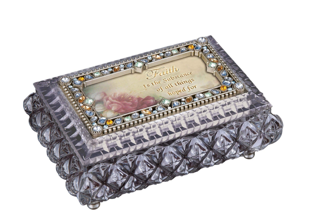Jewelry Box w/Music - Icy Craft