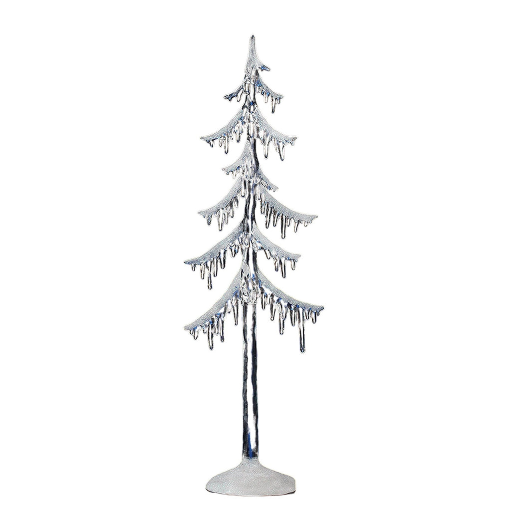 "Icicle Tree 18"" - Icy Craft"