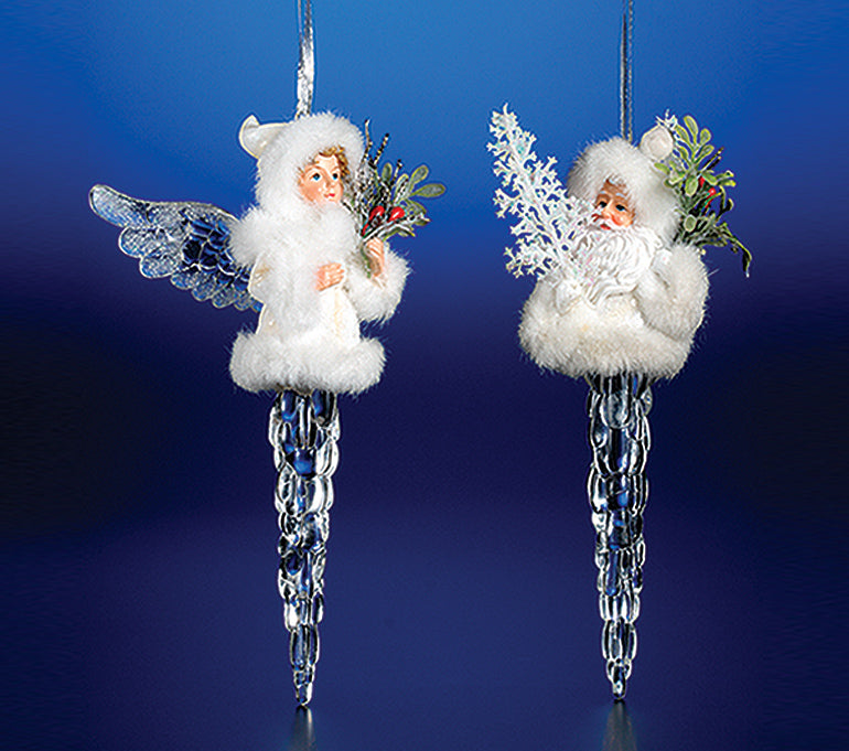 Icicle Angel Orn.