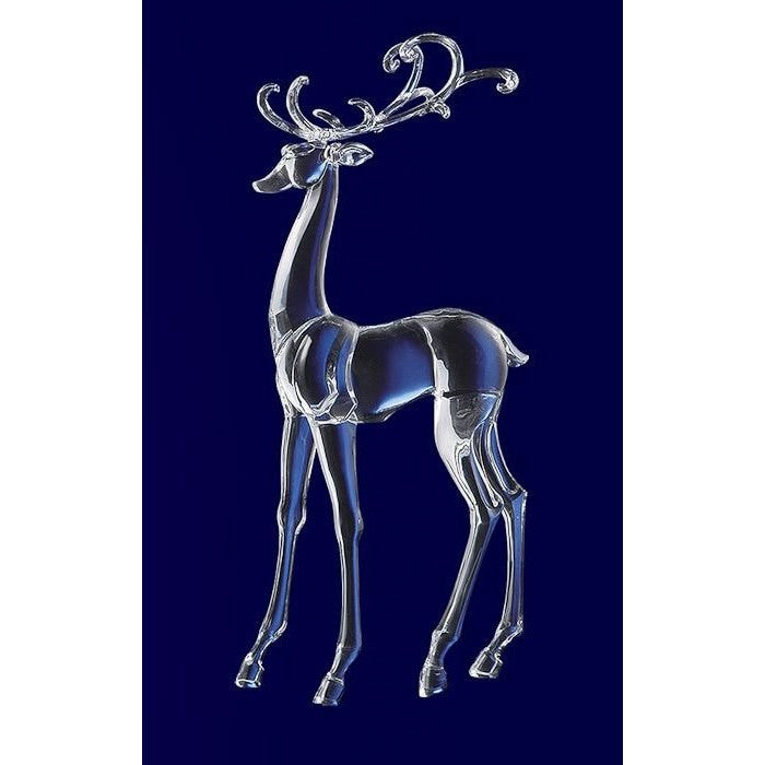Large Standing Deer - Icy Craft