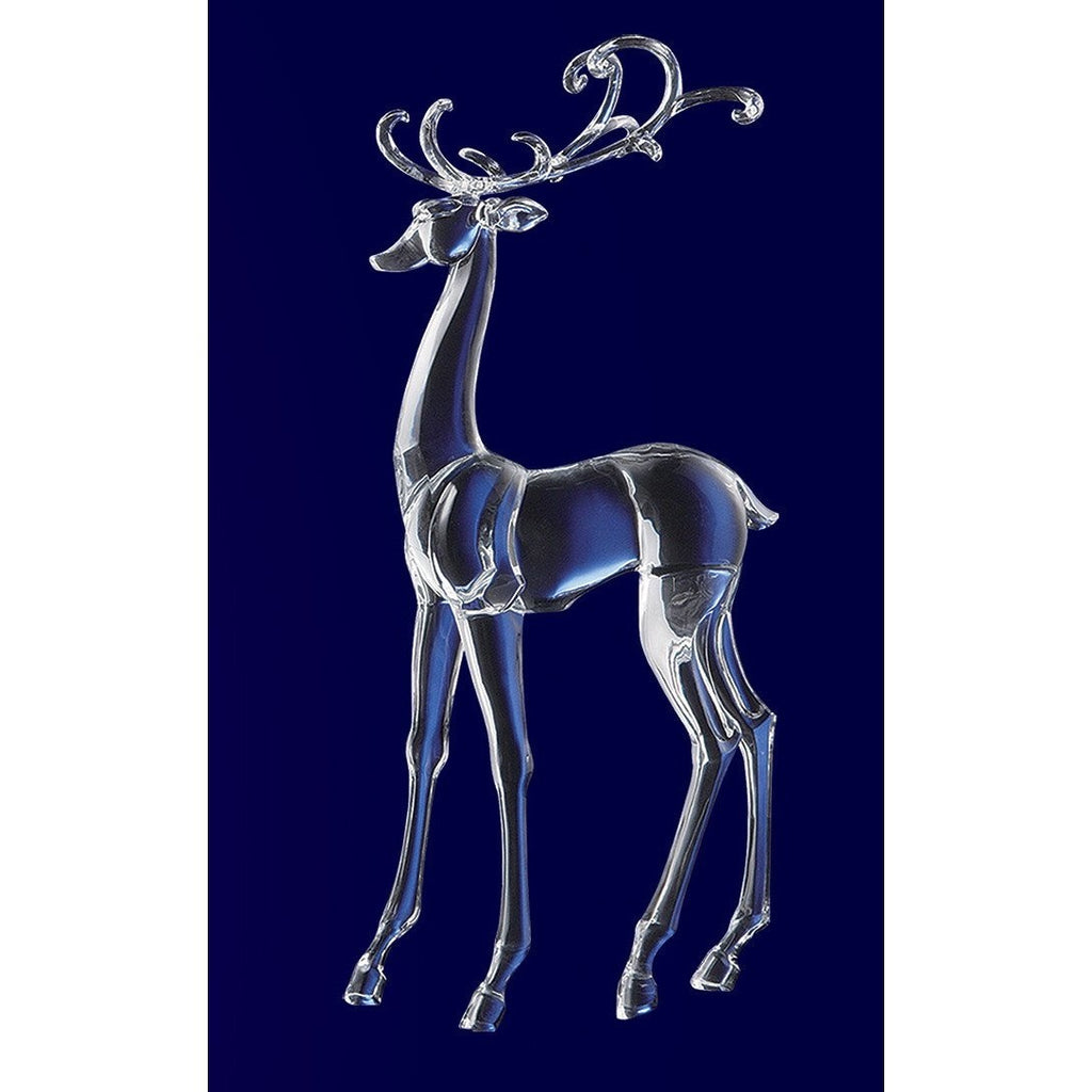 Med. Standing Deer - Icy Craft