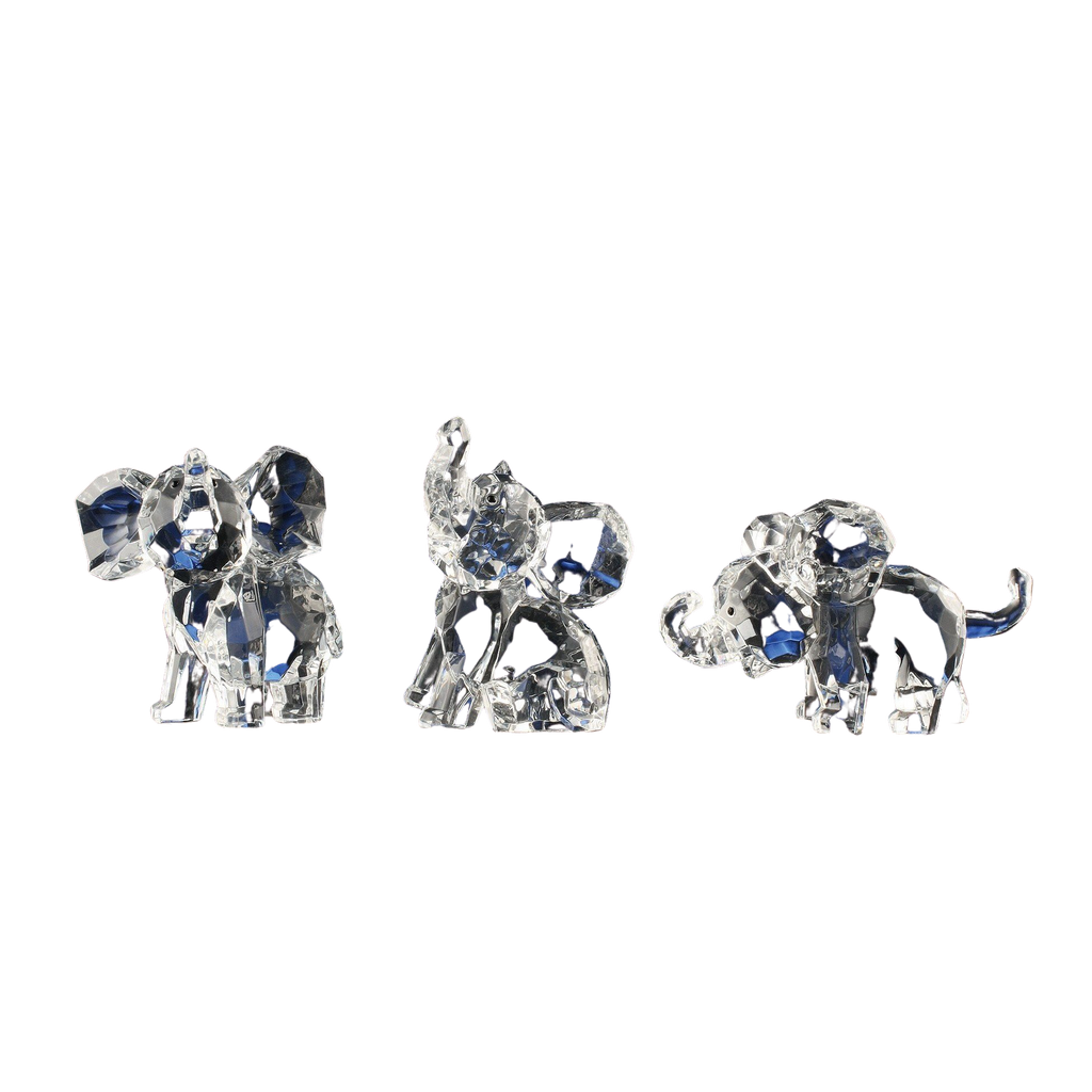 Baby Elephants - Icy Craft