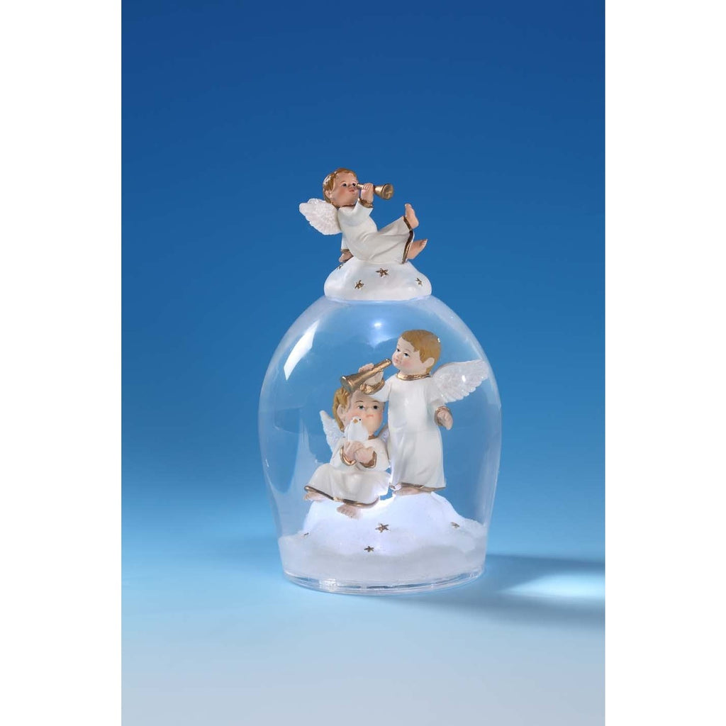 Heavenly Cherub Waterglobe