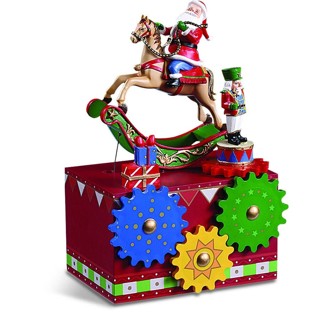 Santa Gear Box - Icy Craft