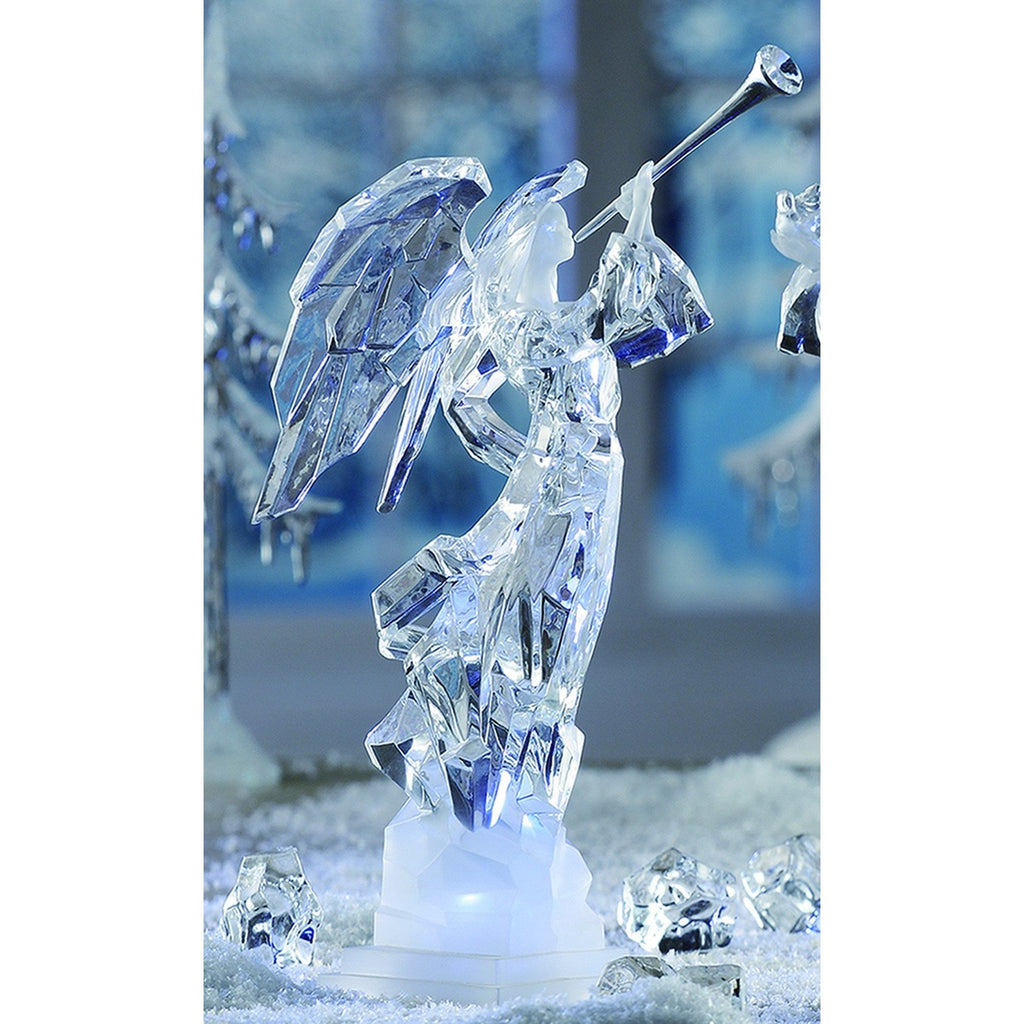 Sm. Angel Ice Sculptures - Icy Craft