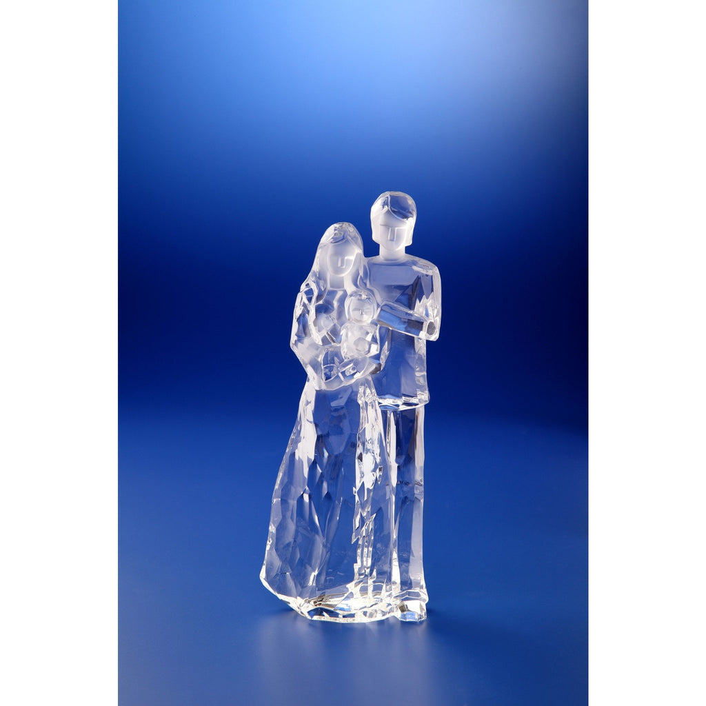 Mulberry Bay™ Young Couple w/ Infant - Icy Craft