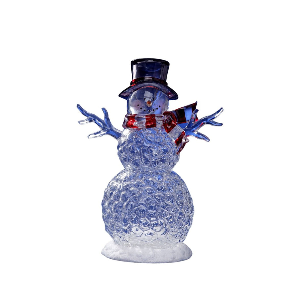 Top Hat Snowman - Icy Craft