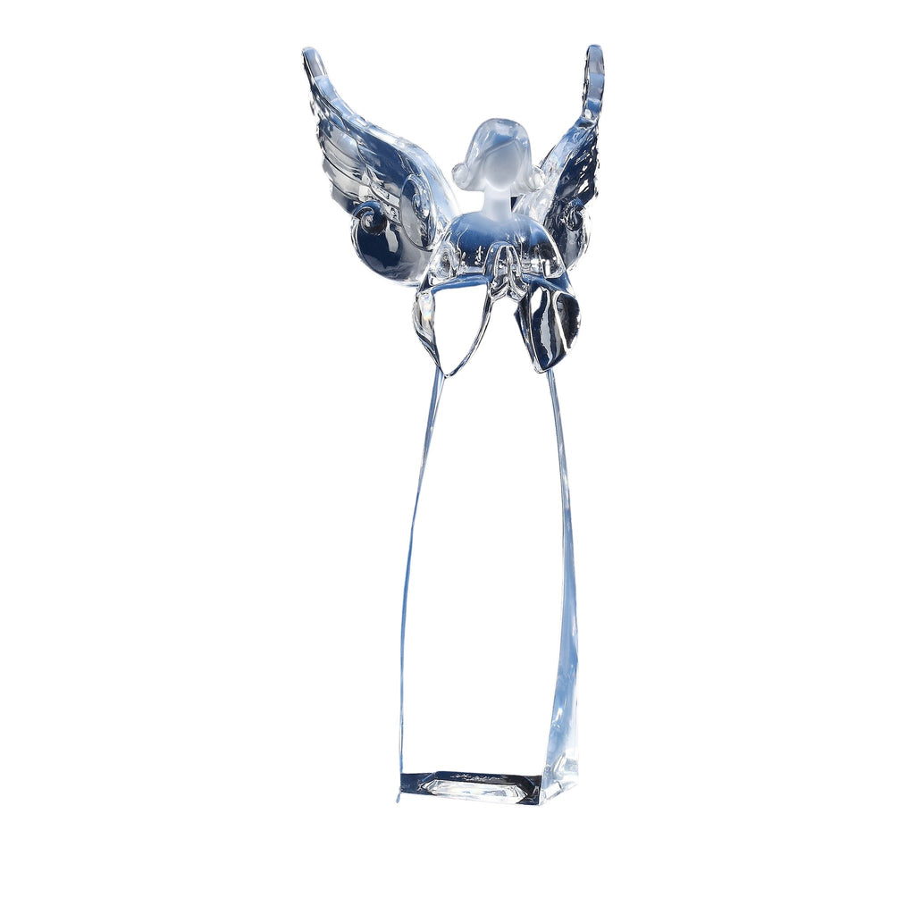 Twisted Angel Statuettes - Icy Craft