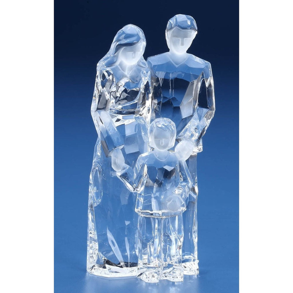 Mulberry Bay™ Mother, Father & Daughter - Icy Craft