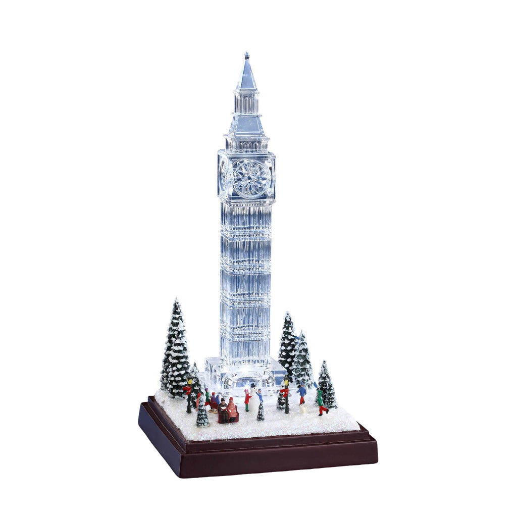 Winter Big Ben - Icy Craft
