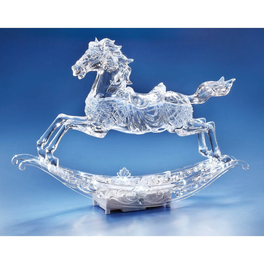 Large Rocking Horse - Icy Craft