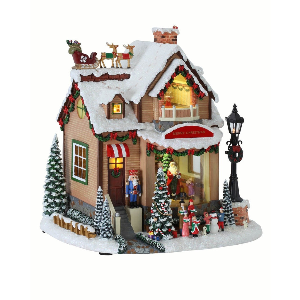 Delivery Party House - Icy Craft