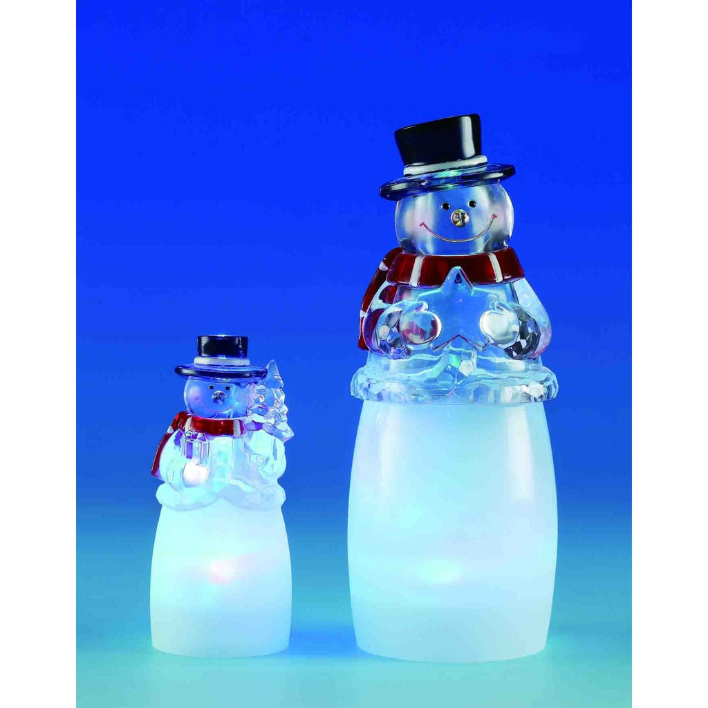 Frosty Snowman Set - Icy Craft