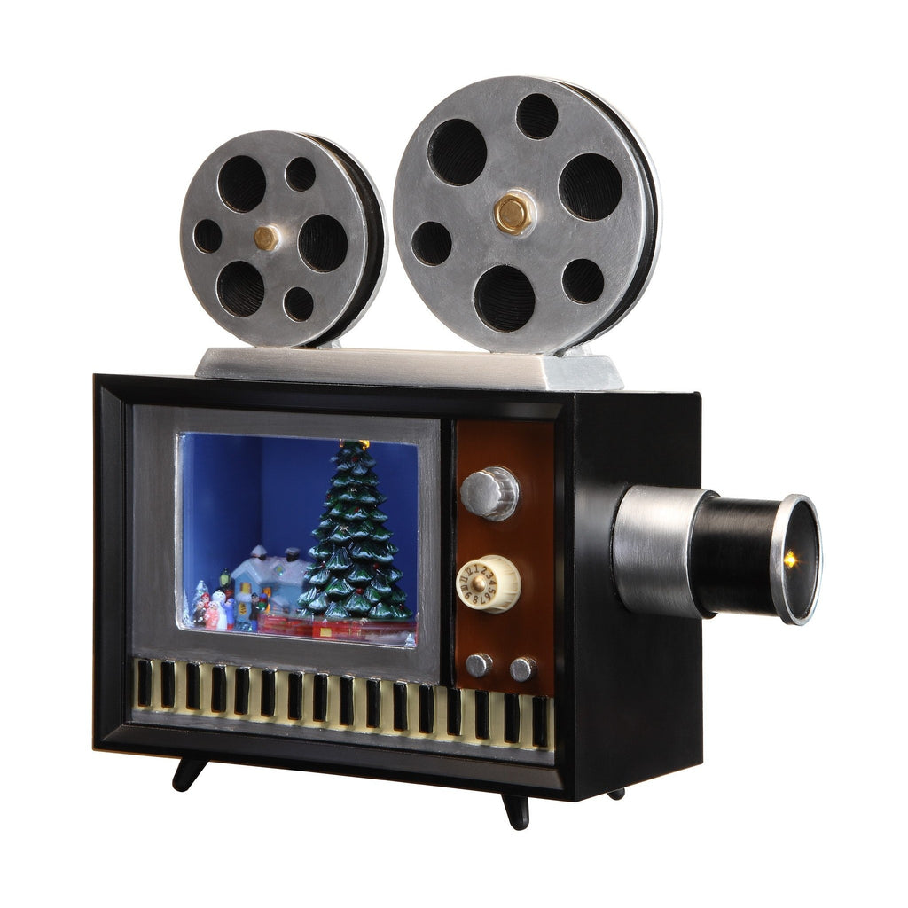 Christmas Projector - Icy Craft
