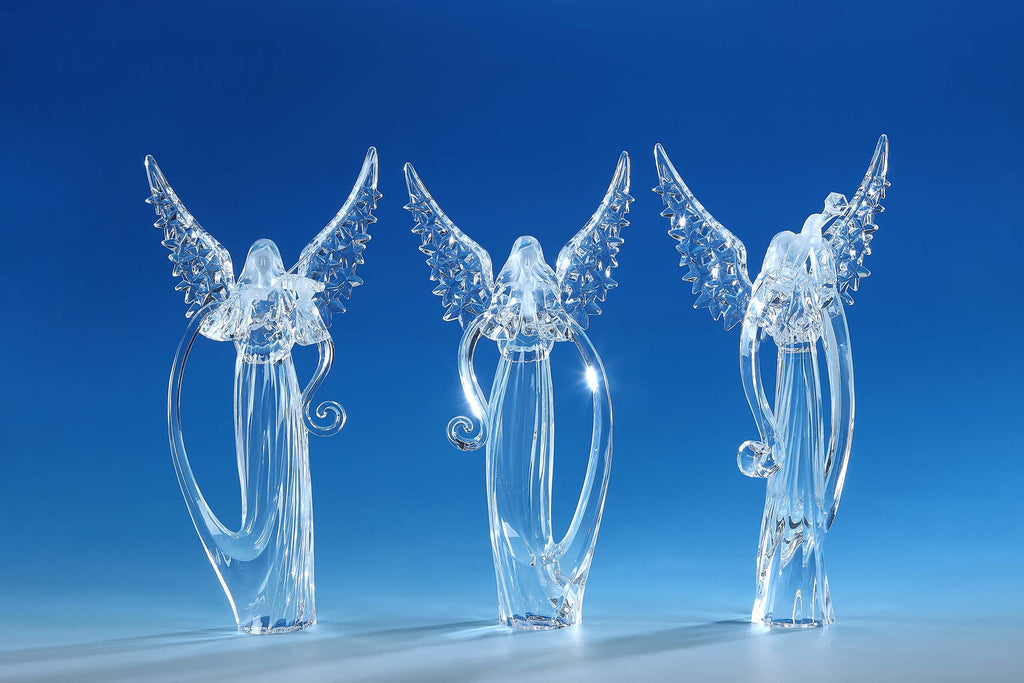 Loop Angel Figurines - Icy Craft