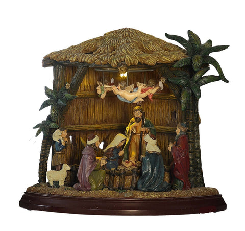 Birth of Christ Nativity