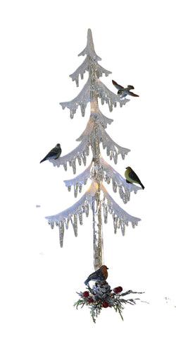 Bird Icicle Tree