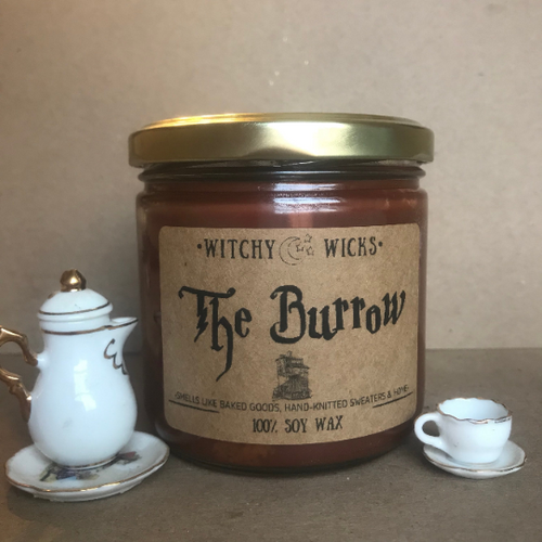 The Burrow 100% Soy Wax Candle