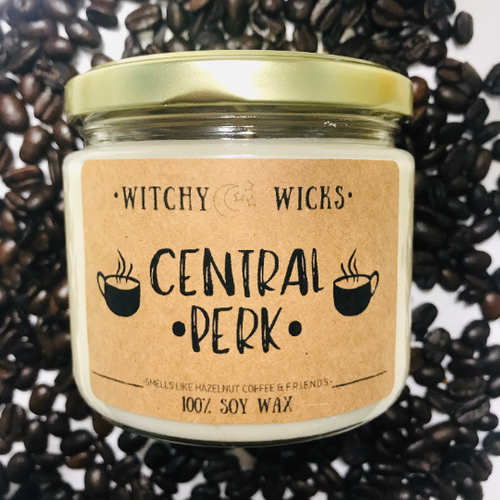 Central Perk 100% Soy Wax Candle