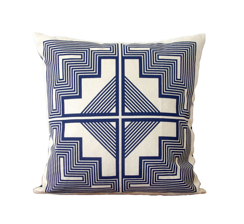 Native Quilt Pillow