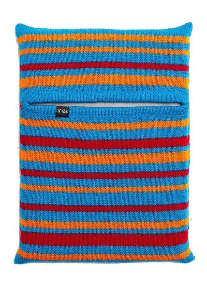 Reversible Wool Knit Laptop Sleeve