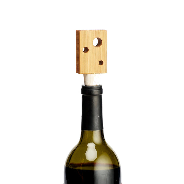 Cheese Wine Stopper