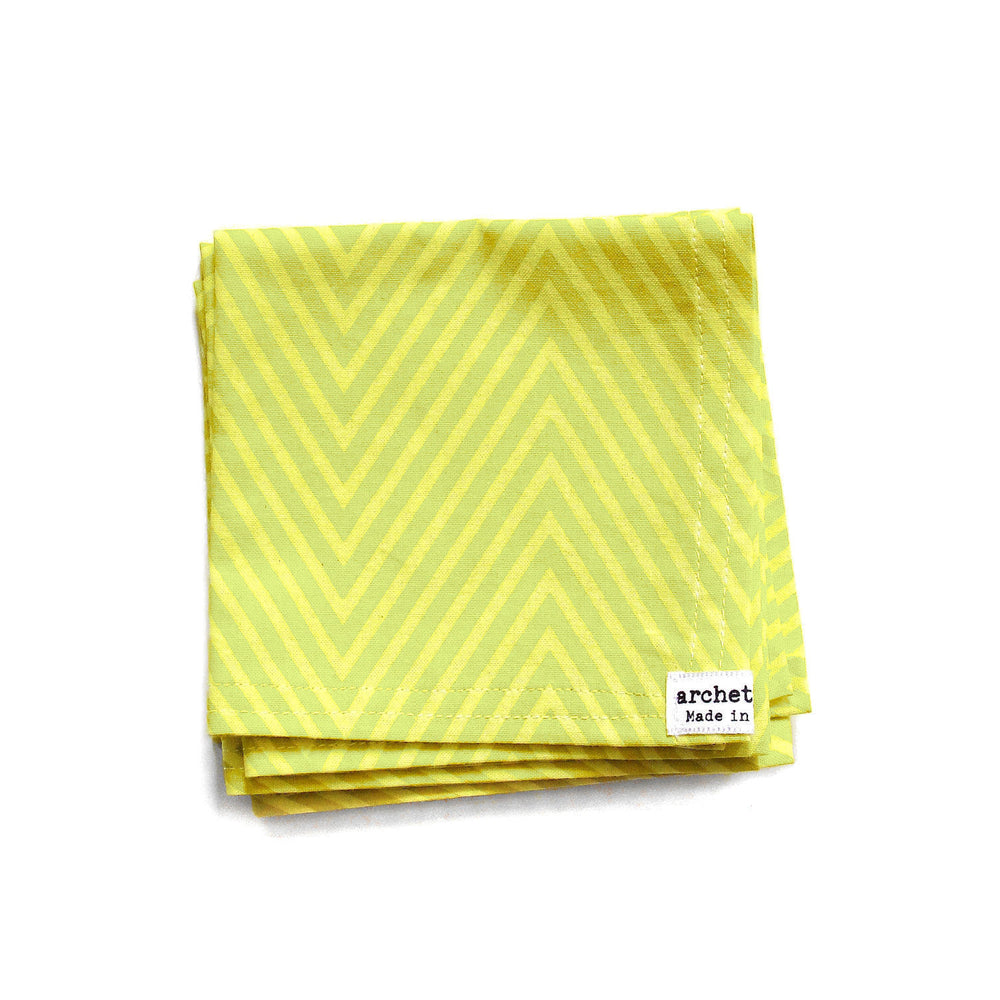 Cocktail Napkins, Set of 4