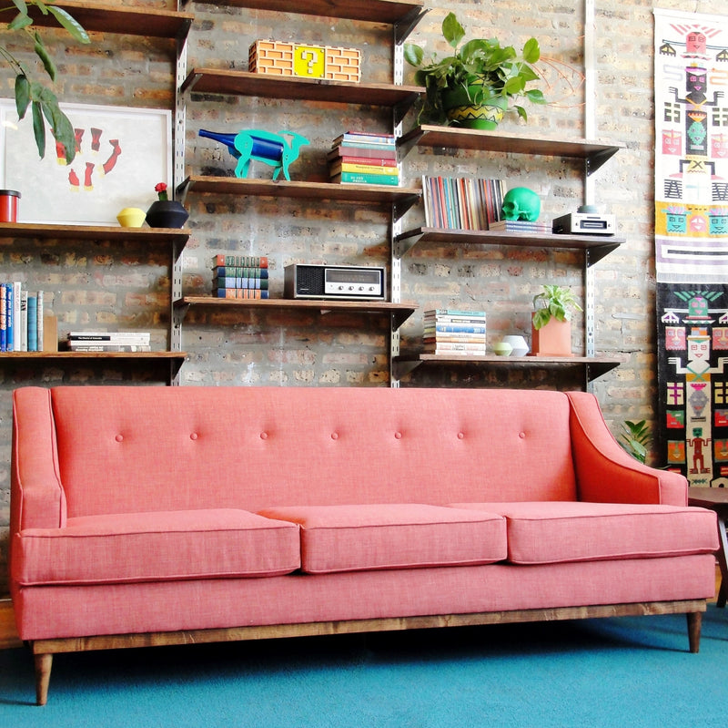 Mid-Century Claire Sofa by Crombe & Co. | Apartment 528