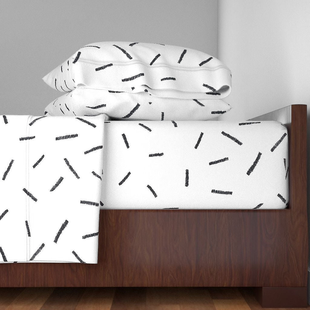 Bristle Sheet Set