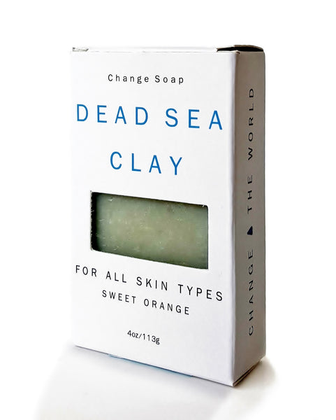 Dead Sea Clay Face Soap