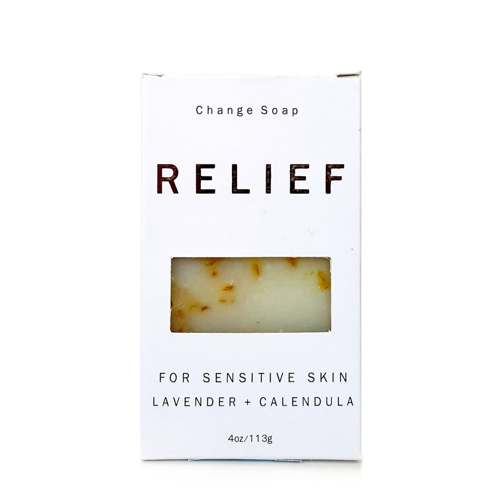 Relief Face Soap