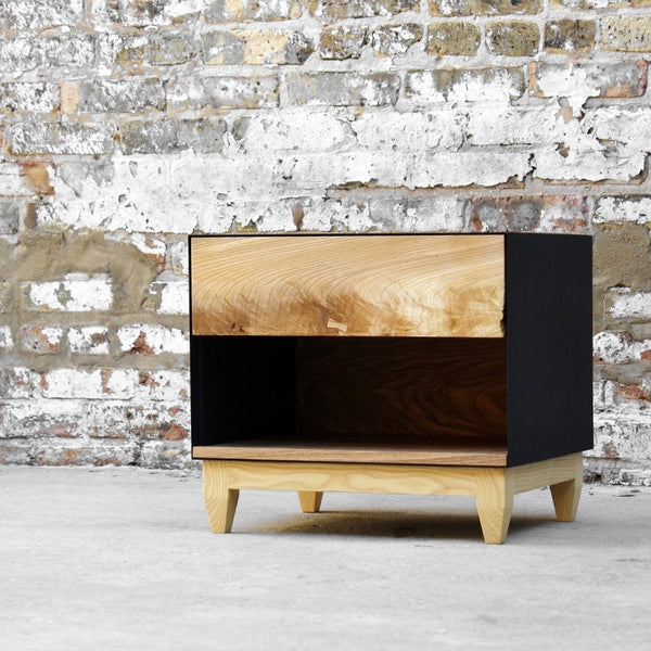 Oxide Nightstand / End Table