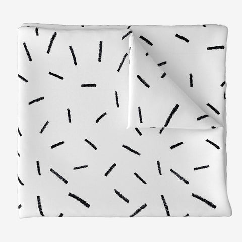 Bristle Duvet Cover