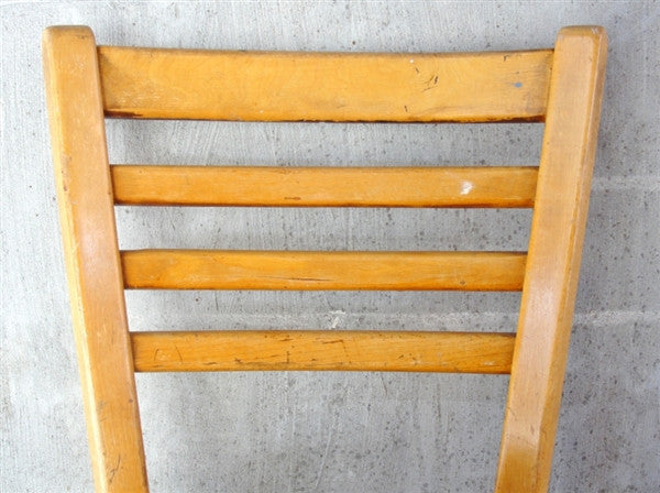 Buckstaff Chairs, Set of 4