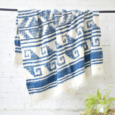 Momo Wool Blanket