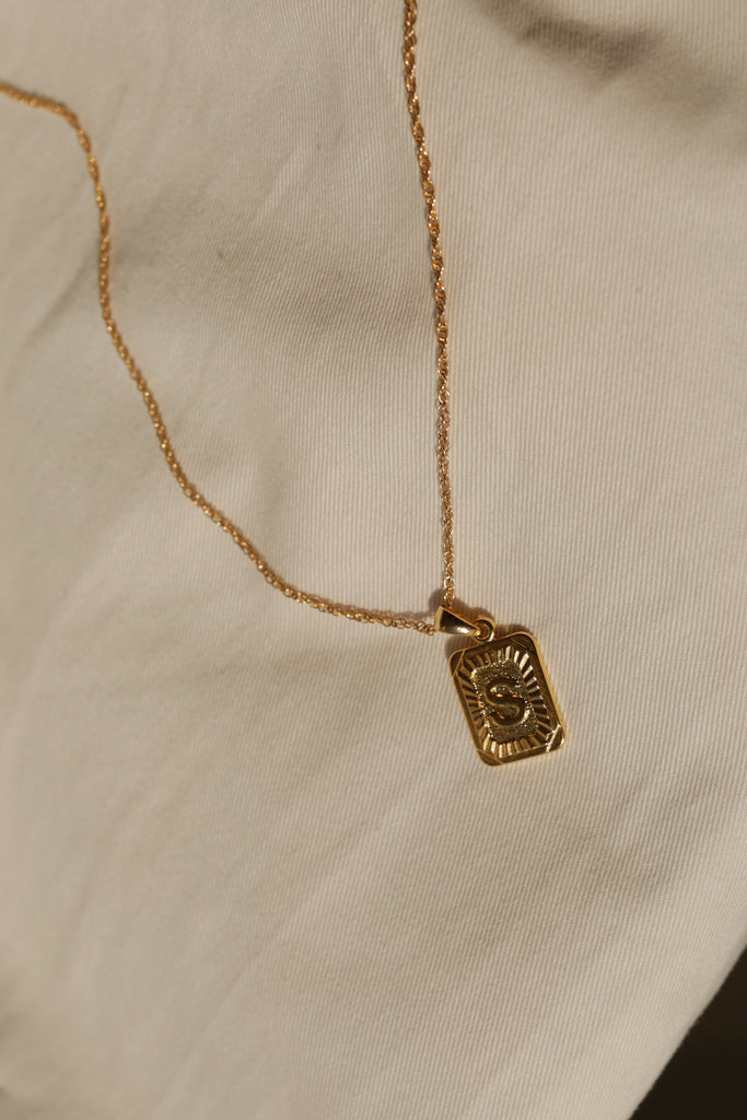 The Initial Necklace