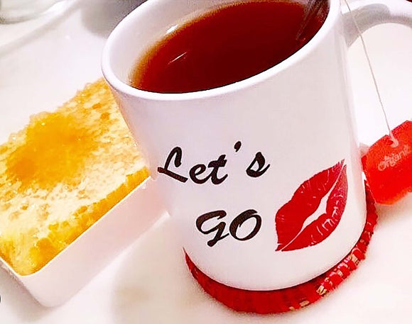 The Let's Go Progressive Mug