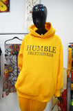 Humble Yellow Lounge Set