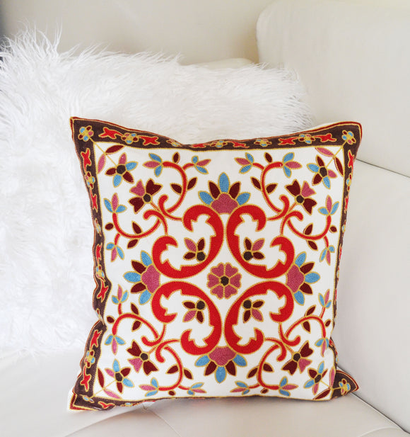 The Paisley Throw Pillowcases