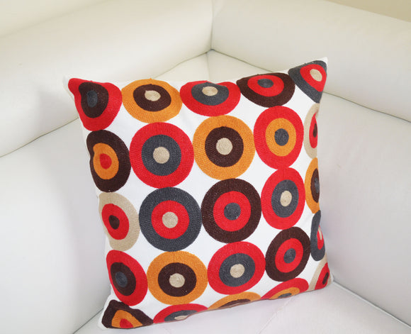 The Vinyl Throw Pillowcases