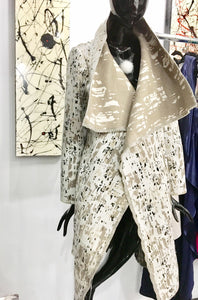 THE PRINTED JENKINS JACKET