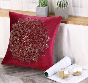 Wine Abu Dabi Throw Pillowcase