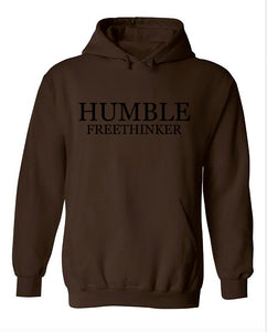 Humble Hoodie Chocolate/Black