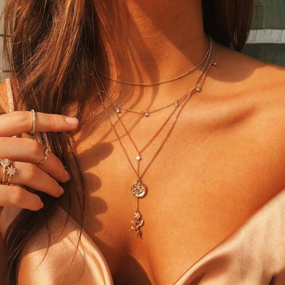 Effortless Boho Necklace