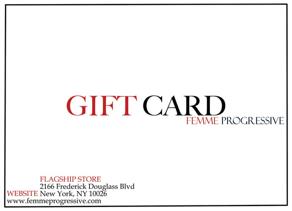 FP GIFT CARD