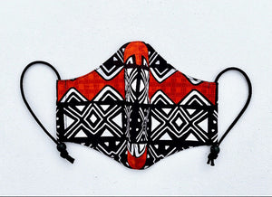 Tribal Mask Wild West
