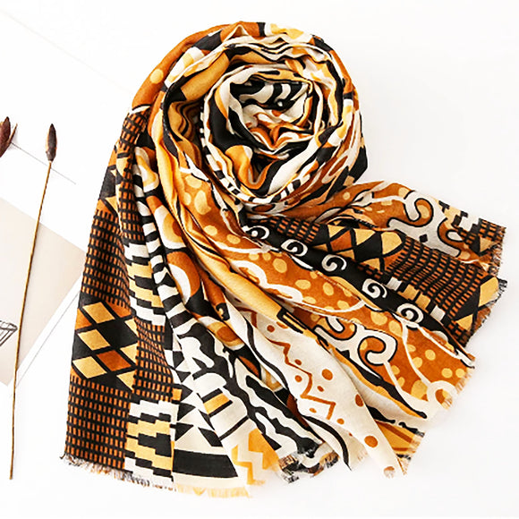 The Sahara Scarf